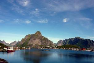 Noruega: Lofoten, Vesteralen y ballenas en Primavera (7 días)