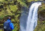 Islandia en el Puente de mayo: Orcas, Cascadas y Glaciares
