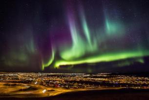 Fin de Año o Reyes en Islandia: aventura confort y auroras boreales