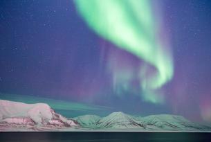 Aventura confort en Noruega en el Puente del Pilar: Lofoten, auroras boreales y ballenas