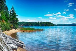 Canadá: senderismo, canoa, cataratas del Niágara y maravillas de Ontario