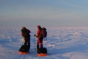 Aventura hotel, campamento glaciar y helicóptero en el Sur de Groenlandia. 4días.