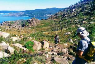 Galicia: senderismo por la Costa Do Morte