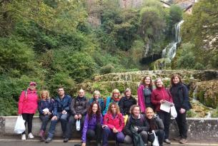 Bosques de Cantabria: Cañones del Ebro y Parque Natural Saja-Besaya