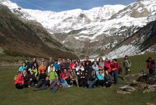 Ruta en grupo por Huesca: lagos de Néouvielle, Valle de Pineta y Escuaín en verano