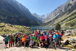 Senderismo en los Pirineos franceses: Circo de Gavarnie