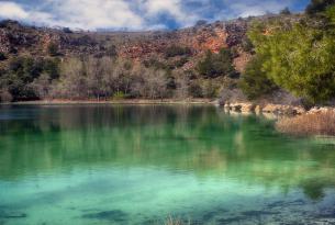 Senderismo por las Lagunas de Ruidera y las Tablas de Daimiel