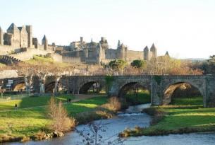Occitania y Languedoc: Ruta de los Cátaros, Carcassonne, Playa de Perpignan y Narbona