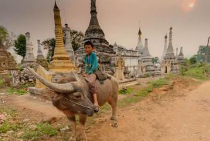 Myanmar profunda: Hsipaw, tribu Shan y mucho más
