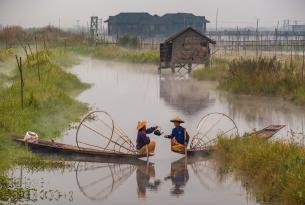 Birmania interior: explorando el estado de Shan y sus minorías