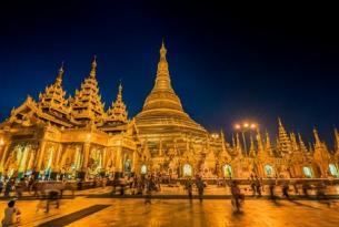 Tesoros de Birmania
