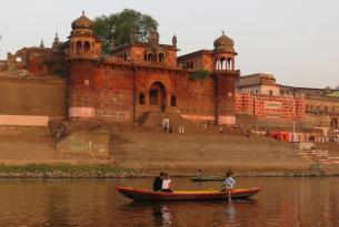 Viaje de yoga y espiritualidad por el norte de India