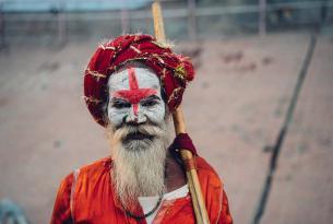 Rajastán y Varanasi en grupo reducido