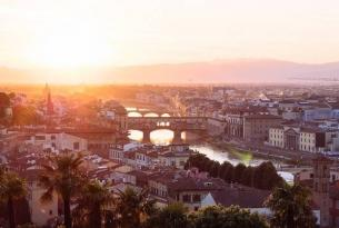 Viaje en moto: la Toscana y la Costa Amalfitana en moto