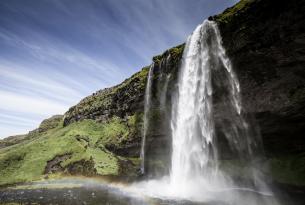 Baños termales y auroras boreales en Islandia en grupo