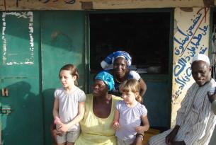 Senegal en familia