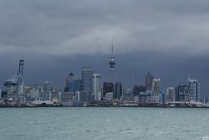 Overland de Auckland a Christchurch - Salida 01 de noviembre
