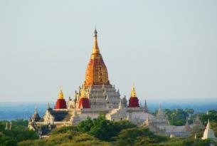 Maravillas de Myanmar 2015