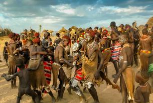 Etiopía: Expedición Dimeka