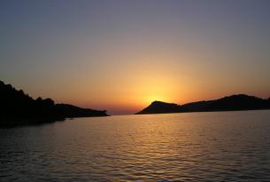 Croacia: navegando por las Islas Dálmatas desde Dubrovnik 2015