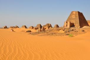 Sudán en grupo: Tierra Nubia (Especial Fin de Año)