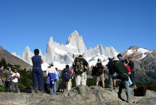 Aventura patagónica total: por tierras de Argentina y Chile
