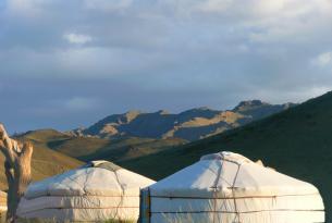 Mongolia: Norte y Centro