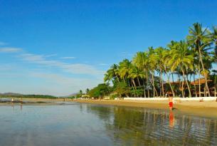 Costa Rica: volcán, montaña y playa