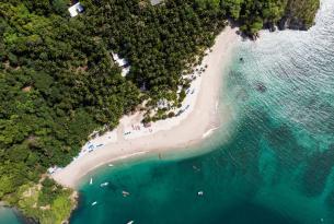 Costa Rica: selva, playas y fauna salvaje