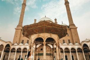 Egipto Nefertari: 2 noches en Cairo  y 3 de crucero por el Nilo(en privado)