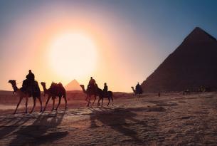 Egipto en 9 días en privado: El Cairo, Nilo y Alejandría(en privado)