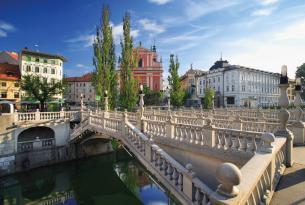 Escapada a Liubliana: Cultura y buen Rollo.
