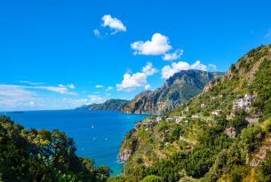 Senderismo en Italia: Amalfi y Capri a tu aire