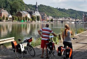 Ruta del Meuse y Vía Verde de Vennbahn: en bici por 5 países