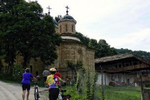 Bulgaria: Ruta de los monasterios en bicicleta