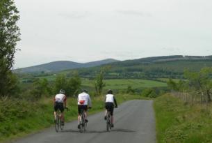 Irlanda: Recorriendo en bici  de Dublin  a Wicklow