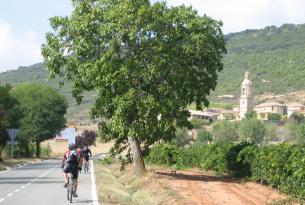Camino de Santiago en bicicleta, de León a Compostela (Auto Guiado - Avanzado)