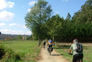 La entrada a Galicia (Guiado)