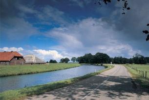 Holanda en bicicleta: playa, ciudades y tulipanes