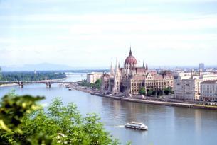 Viena Bratislava Budapest en bicicleta 8 días