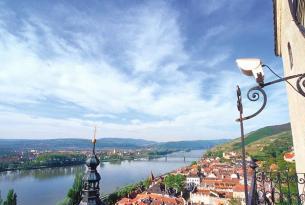 Passau - Viena en bicicleta para familias