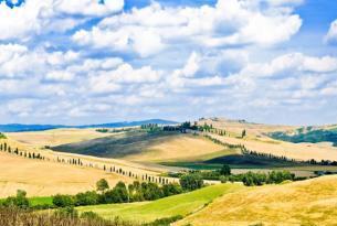La Toscana basado en un Hotel