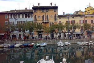 Lago di Garda en bicicleta y en familia