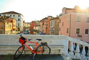 Italia y Eslovenia: por tierras de la antigua República de Venecia en bicicleta