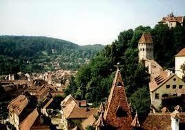 En bicileta por Transilvania