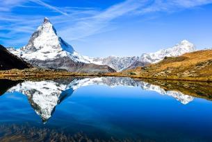 Senderismo en los Alpes: el tour del Cervino