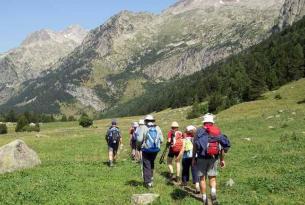 Viaje de trekking en Posets