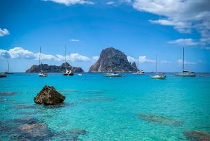Velero o catamarán privado por el mediterráneo