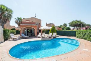 Villas privadas con piscina en Menorca