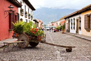 Guatemala y El Salvador en bus en 7 días